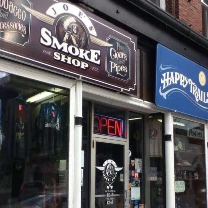 Happy Trails Inc. & Joe's Smoke Shop
