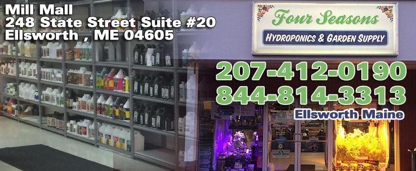 Four Seasons Hydroponics & Garden Supply