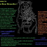 Green Bear Remedies